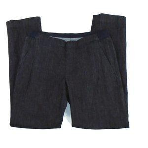 Uniqlo Stretch Trousers 4 Jeggings  Dark Blue